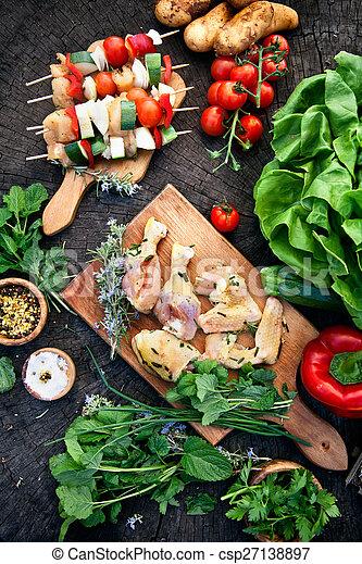 Ingredients - csp27138897