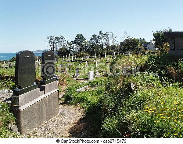 Bright Graveyard - csp2715473