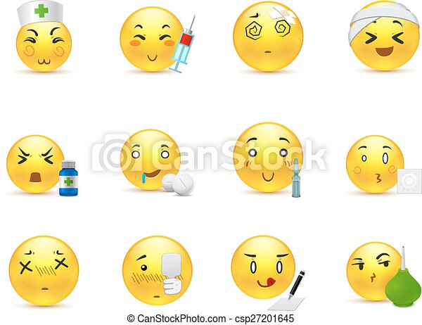 EPS Vector of Anime emoticons doctor - Funny and beautiful anime ...: www.canstockphoto.com/anime-emoticons-doctor-27201645.html