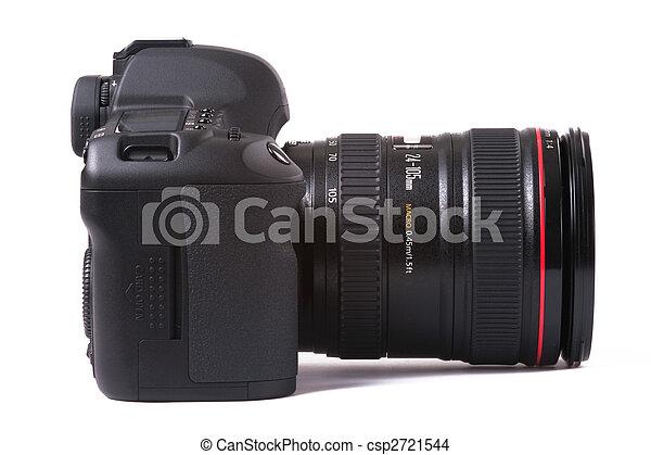 digital SLR camera - csp2721544