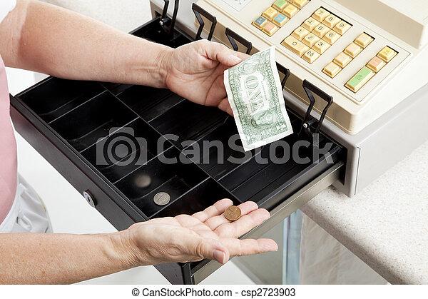 Retail Recession - csp2723903