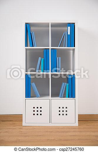Stock beeld van tiener witte boekenkast slaapkamer afbeelding van csp27245760 zoek - Foto van tiener slaapkamer ...