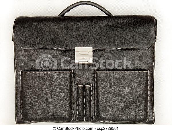 Fashionable men\'s portfolio. - csp2729581
