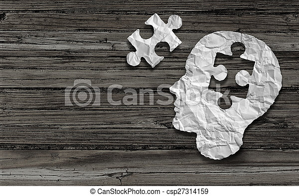 símbolo, saúde, mental - csp27314159