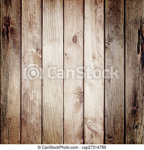 Wooden wall texture for background. - csp27314789