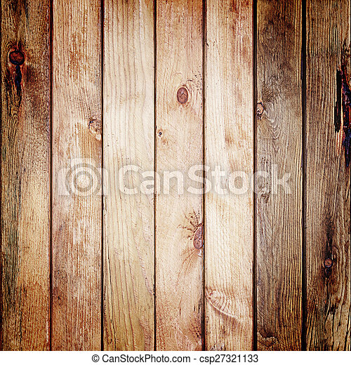 Wooden wall texture for background. - csp27321133