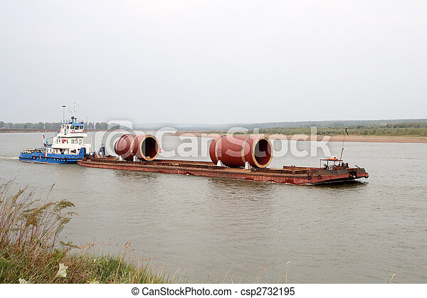 industrial cargo transportation - csp2732195
