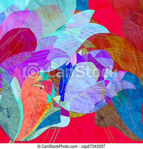 abstract background - csp27343307
