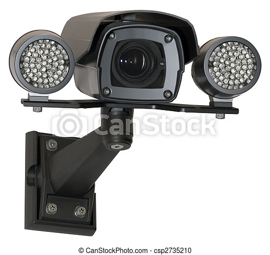 Security camera - csp2735210