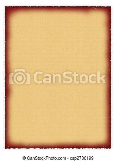 Papyrus - csp2736199