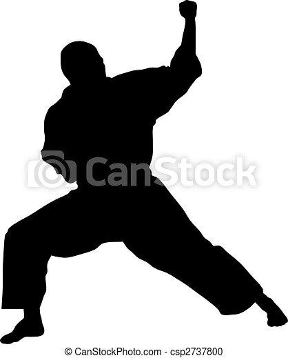 Martial Art - csp2737800