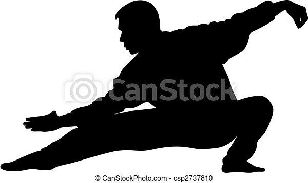 Martial Art - csp2737810