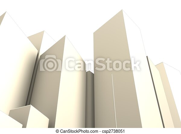 skyscraper - csp2738051