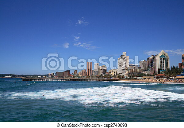 coast of Durban - csp2740693
