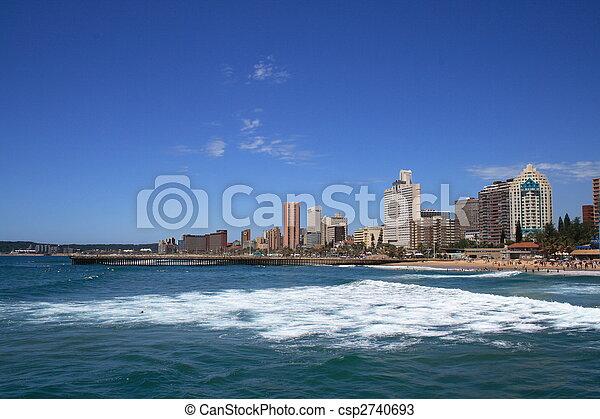 coast of Durban - csp2740693