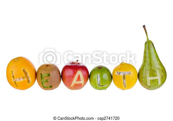 nutrição, saúde - csp2741720