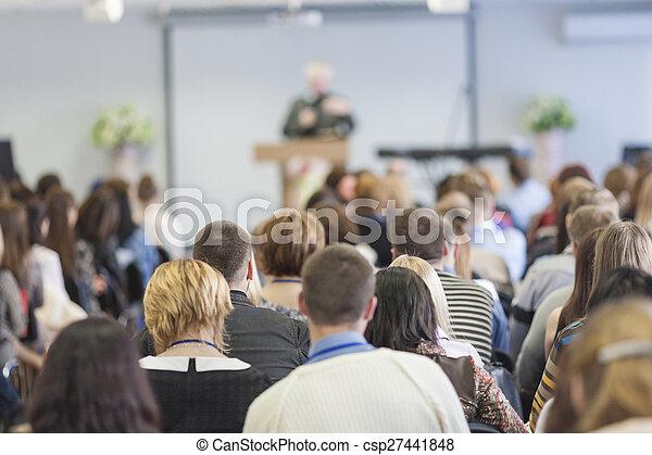 会議, 人々 - csp27441848