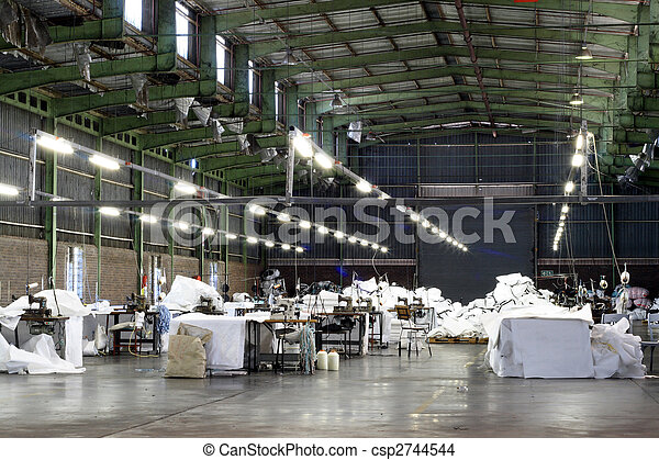 empty factory - csp2744544