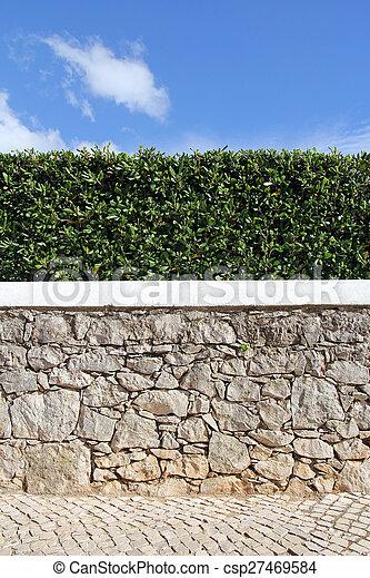 images de bleu pierre vieux ciel mur haie vieux pierre mur csp27469584 recherchez. Black Bedroom Furniture Sets. Home Design Ideas