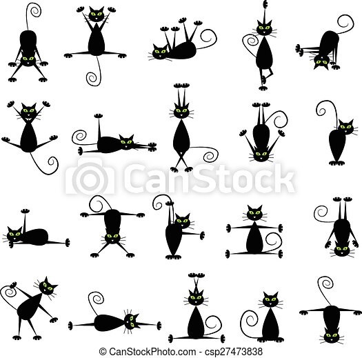 Free Printable Black Cat Pictures