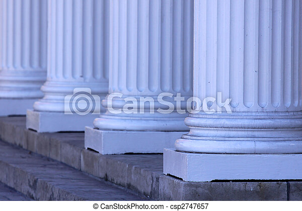Pillars - csp2747657