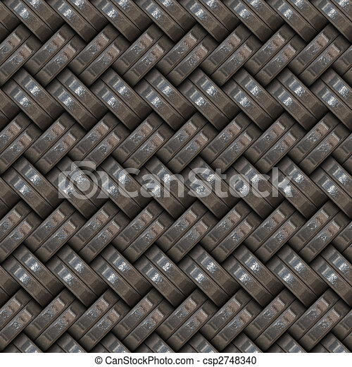Metallic Weave - csp2748340