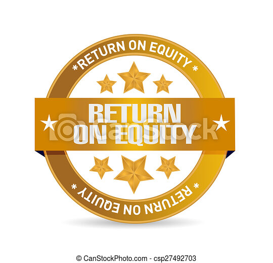 how to find return on quity