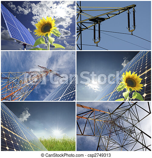 Energie - csp2749313