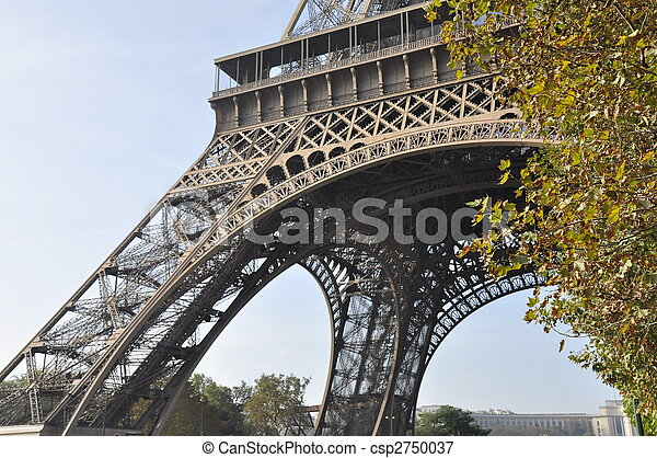 Tour de Eiffel  - csp2750037