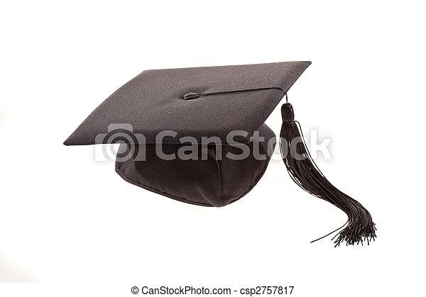 Graduation Cap - csp2757817