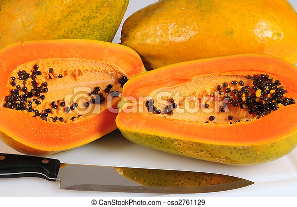 Papaya - csp2761129