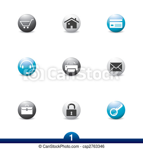 Icon series - web universal - csp2763346