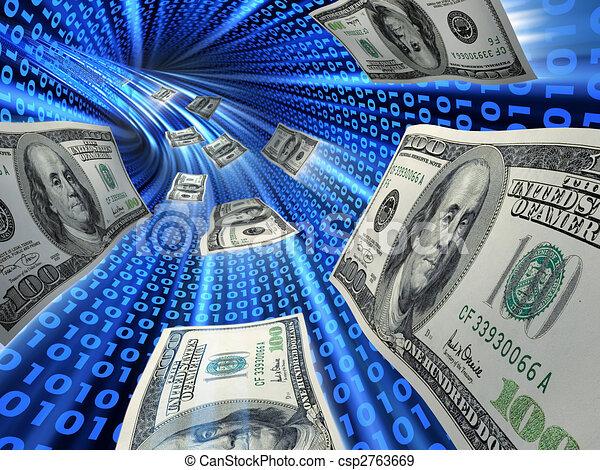 E-money - csp2763669