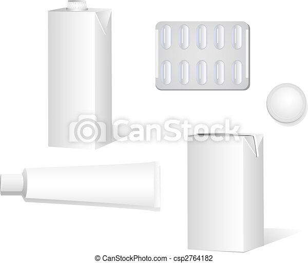 Corporate packaging - csp2764182