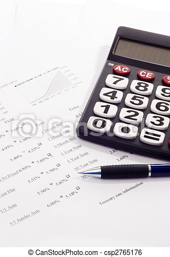accounting business - csp2765176