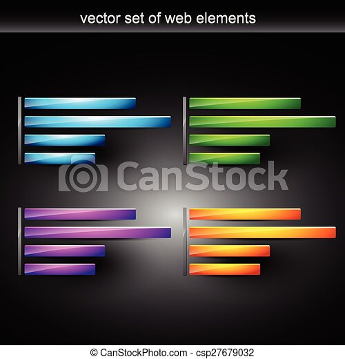 business graph - csp27679032