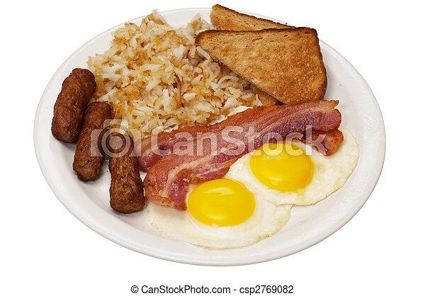 Breakfast - csp2769082