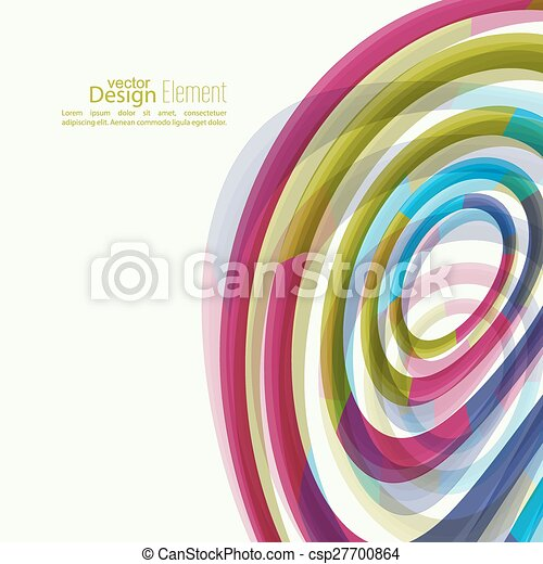 Abstract background - csp27700864