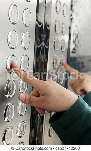 Elevator - csp27712260