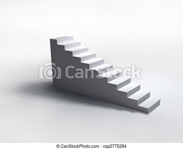 stairs - csp2775284