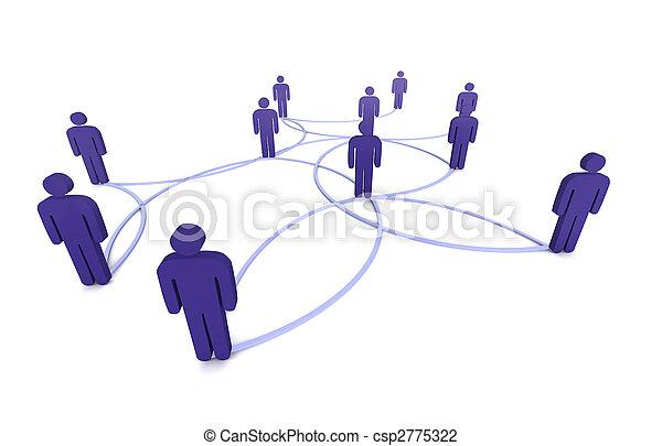 コミュニケーション, 概念 - csp2775322