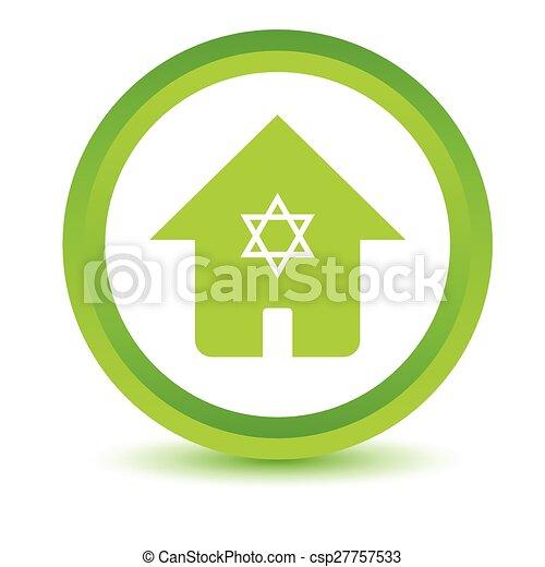 Vectores de jud o casa volum trico icono verde - Costo allarme volumetrico casa ...