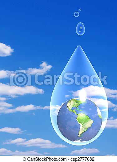 Water - csp2777082