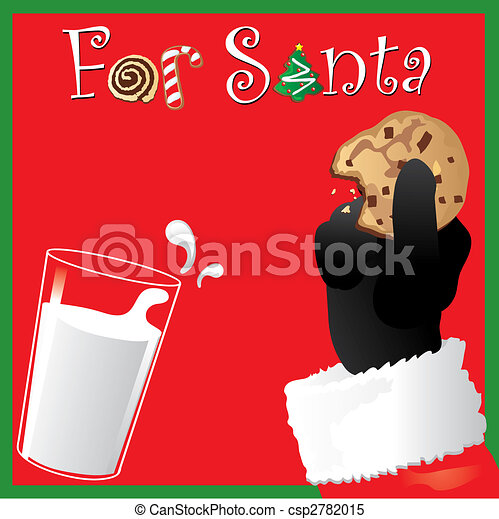 Snack for Santa - csp2782015