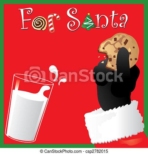 Snack for Santa - csp2782015