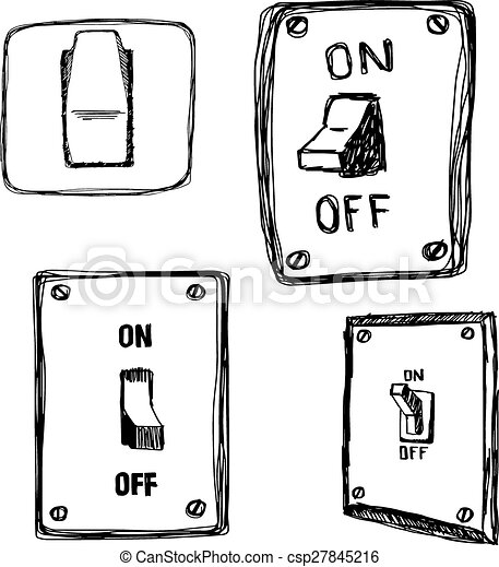 Electrical Switch Symbol on electrical diagrams for dummies