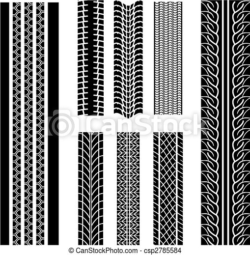 Tire patterns - csp2785584