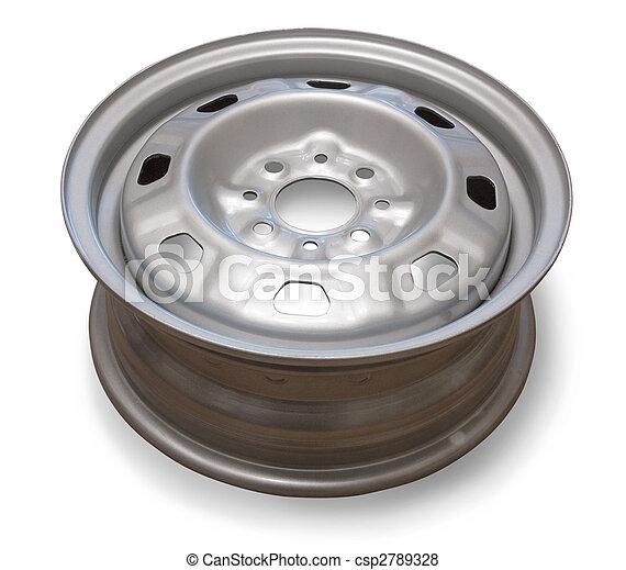 automobile wheel - csp2789328