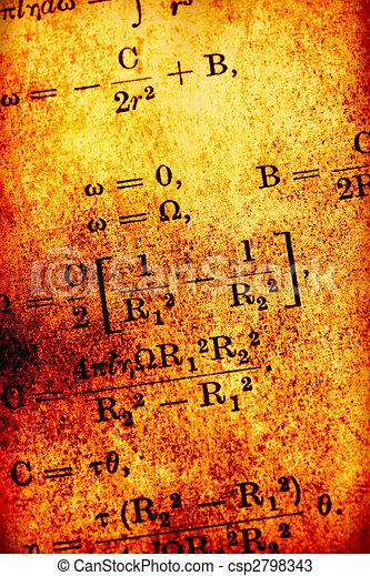 Mathematics book  - csp2798343