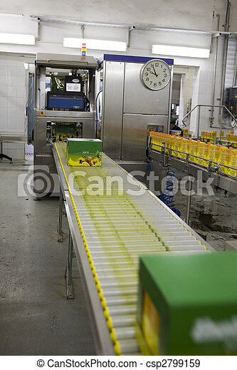 Production  wine, juice and drink - csp2799159